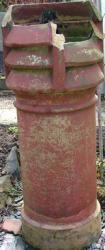 Broken chimney pot cost ?5