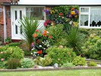 Neighbour's front garden idea