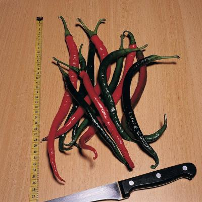 Joe's Long cayenne chillies